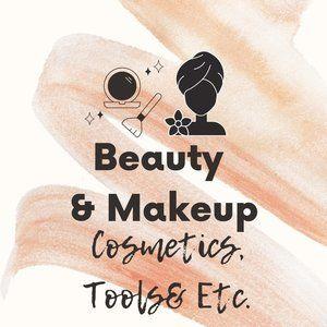 Beauty & Makeup (Cosmetics, Tools & Etc).